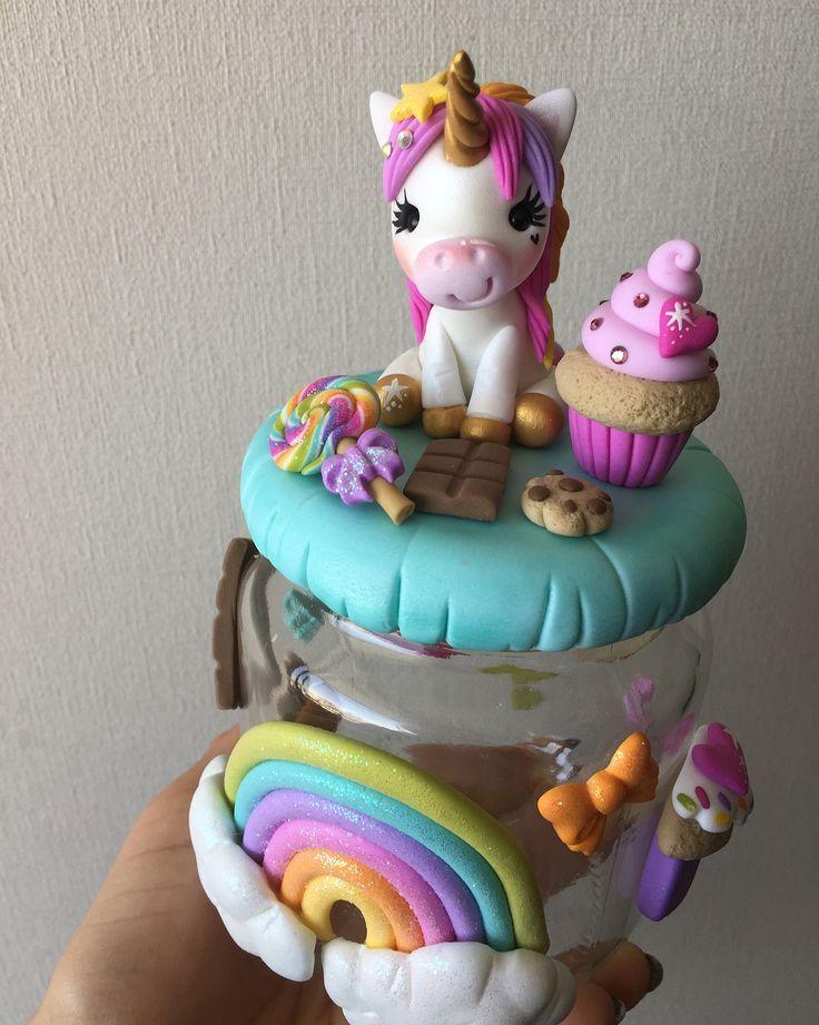 Ya está listo el proyecto que les enseñaré en el curso! Van quedando poquitos cupos! Whatsapp +56986146232 #unicornio #unicorn #sweet #kawaii #noviembrekawaii #cute #like #follow #hechoenchile #chile #santiago #porcelanafria #polymerclay