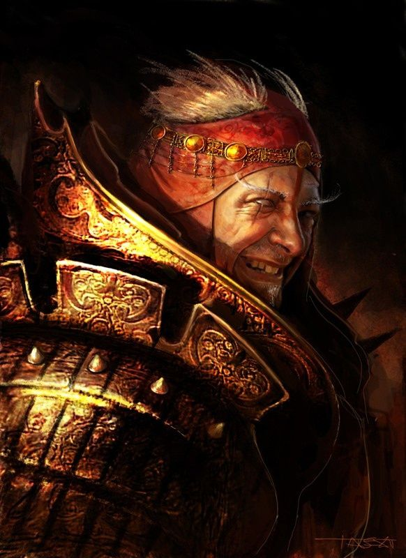 Talexi Art - Heavenly Sword