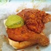 "Prince's Hot Chicken Shack -- Nashville is known for its ""hot chicken"" (fried chicken with hot sauce), and Prince's is the most famous of the hot chicken spots. Expect a long wait if you go. It's out at the edge of the city. (123 Ewing Dr.)"