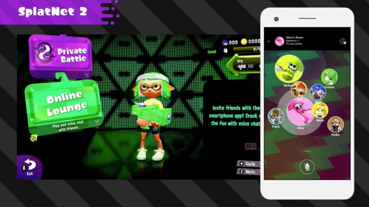 Learn about The Nintendo Switch Phone App Goes Live With Splatoon 2 http://ift.tt/2uOAL7w on www.Service.fit - Specialised Service Consultants.
