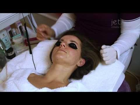Jett Plasma Lift Schulungsvideo - Narbenreduktion, Faltenentfernung, Hautlifting - YouTube