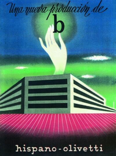 Olivetti Hispano product brochure (1943)