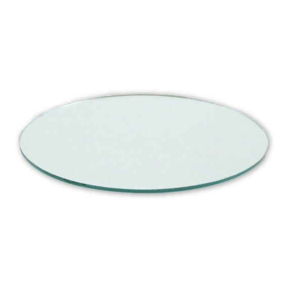 6 Inch Large Round Craft Mirrors 12 Piece Also Mirror Mosaic Tiles Mosaic Tile Mirror Mirror Mosaic Mosaic Tiles