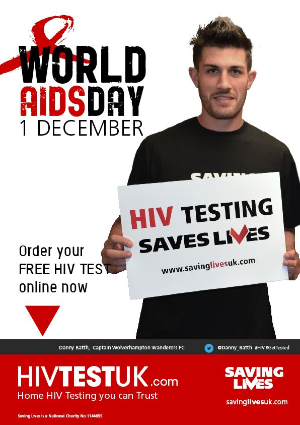 Thank you  @danny_Batth of @officialwolves  for supporting the @savinglives #WorldAidsDay #StopTheStigma campaign  http://www.savinglivesuk.com/2526-2/    http://twibbon.com/support/stop-the-stigma/