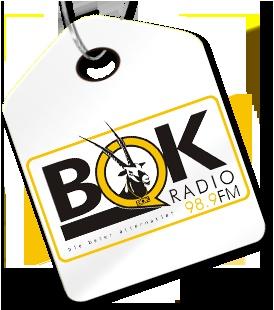 Bok Radio | Welkom