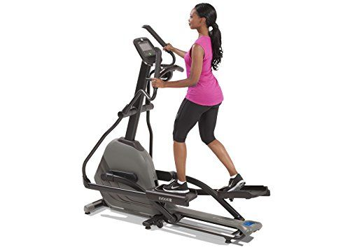 The heavy flywheel expansive programming and large backlit display make the Horizon Fitness Evolve 5 perfect for serious training. Plus the simple assembly effortless folding and compact footprint...