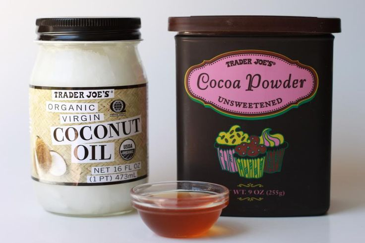 Delighted Momma: DIY Skin Smoothing Mask - she explains the amazing benefits of honey and coconut oil in more depth in other posts too!
