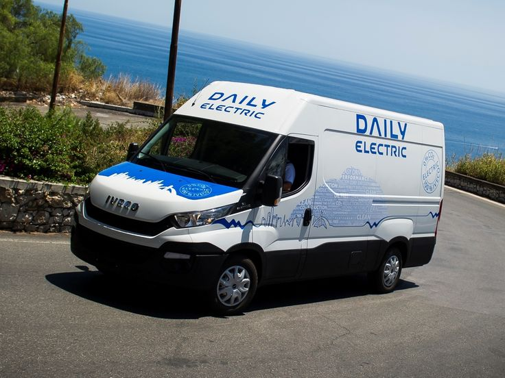 Iveco Daily Electric '2015–н.в.