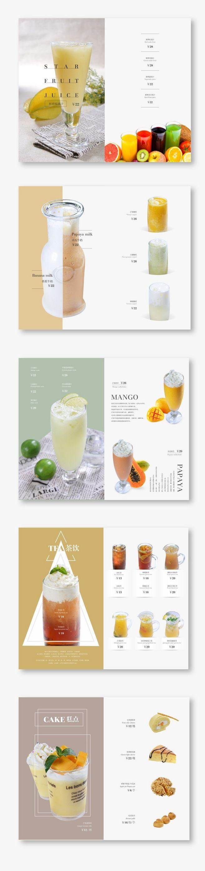 Best Menu Images On   Food Posters Menu Design And