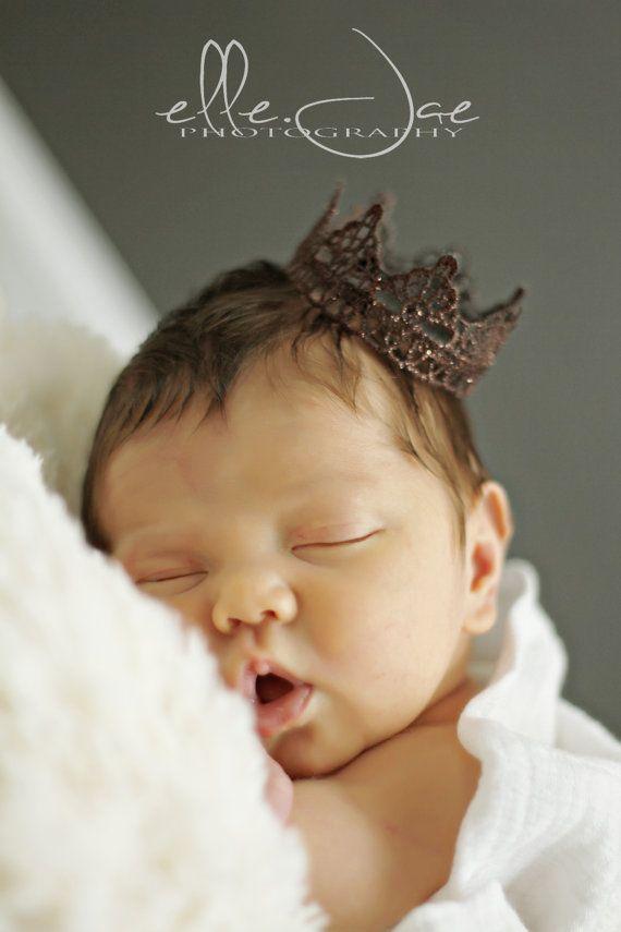 Newborn Baby Crowns