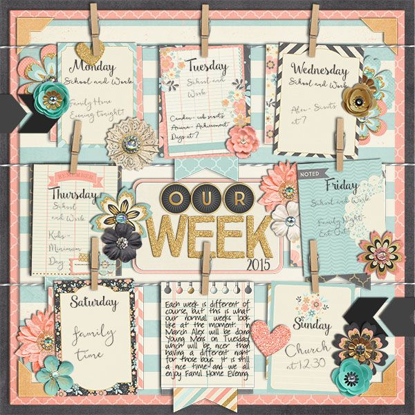 Template is Half Pack 126 by Cindy Schneider  Kit is Let it Go by Studio Flergs