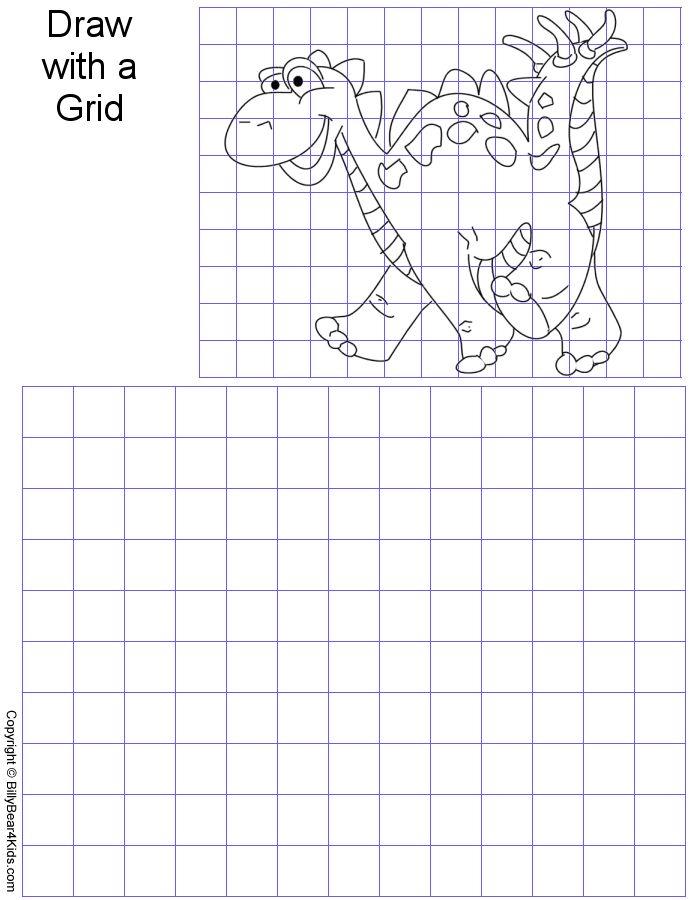 Grid Art Worksheets Gridart Gif 42315 Bytes Art