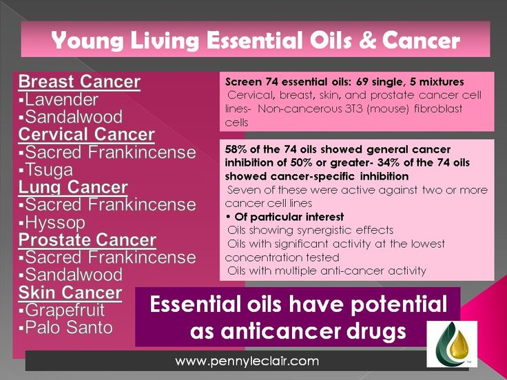 Young Living Essential Oils. Breast Cancer Cervical Cancer Liver Cancer Prostate Cancer Skin Cancer.   Please purchase oils from www.EssentialOilsEnhanceHealth.com