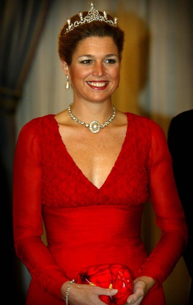 Queen Maxima in 2003