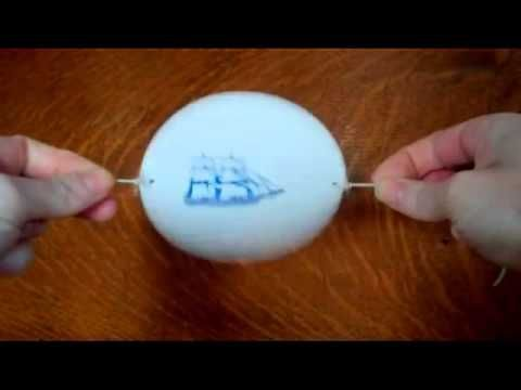 Thaumatrope Coasters - YouTube