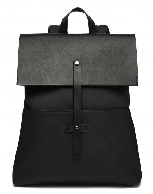 Shop Fabric backpack Black for WOMEN at the official United Colors of Benetton online shop.