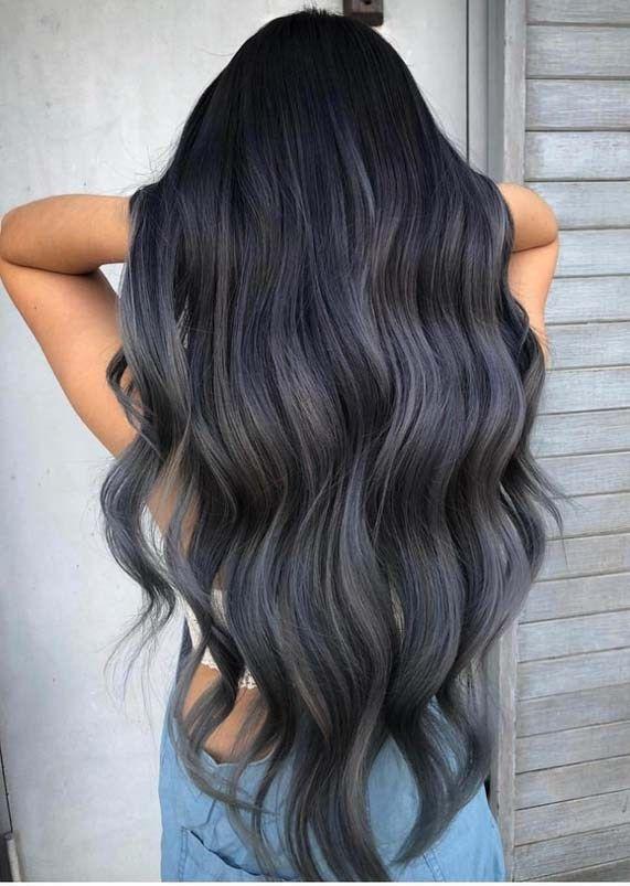 Stunning Hair Color Ideas For Long Hair Styles In 2018 Stylesmod Long Hair Color Dark Ombre Hair Hair Styles