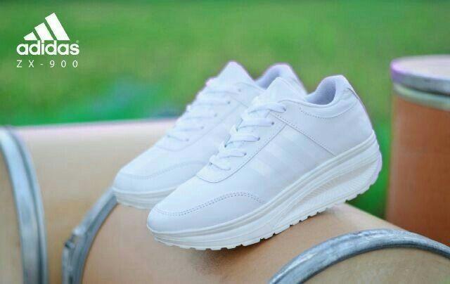 Kets Adidas Zx Putih Adidas Zx Sepatu Dan Sepatu Kets