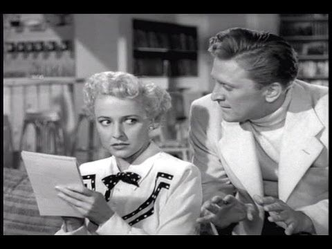 Successful novelist and playboy Owen Waterbury (Kirk Douglas) needs a new secretary, he frequently needs a new secretary. When giving a lecture at a writers ...