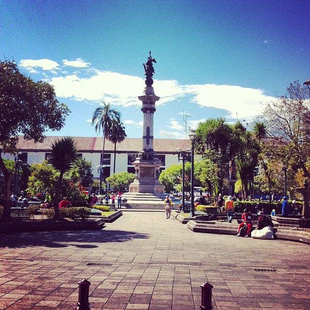 Quito en Pichincha