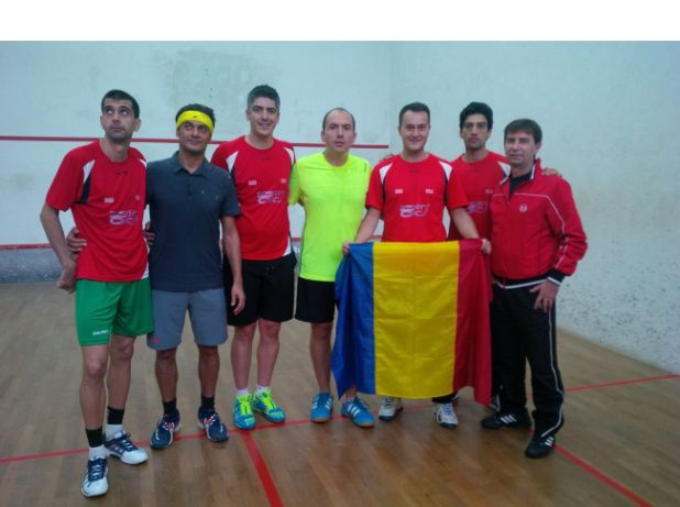 Romania la Campionatul Balcanic pe echipe 2015