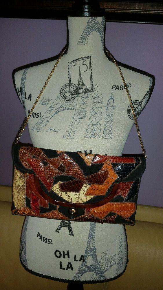 Caprice handbag vintage  #originalbycaprice #Clutch