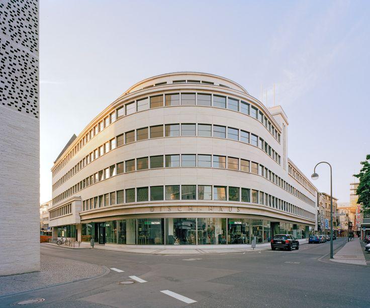 Disch-Haus, Köln - KSP Jürgen Engel Architekten