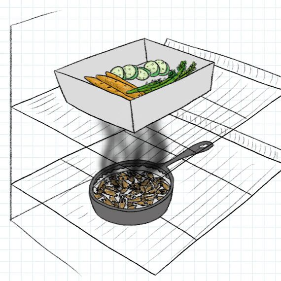 Get that smoky flavor without getting a smoker. Here's how to make your own.