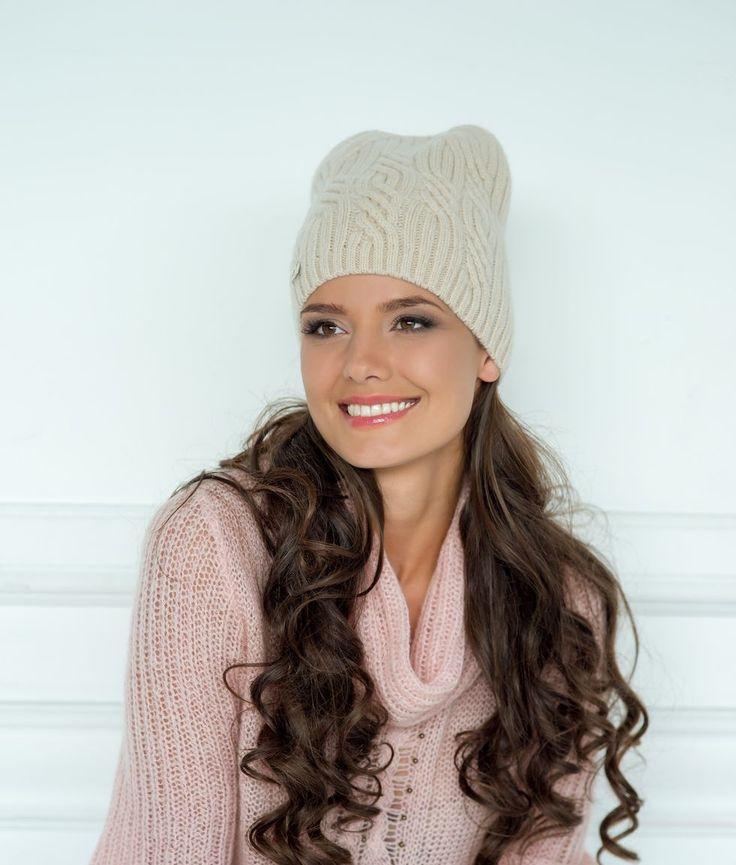 ШАПКА ИЗАБЕЛЬ Современная модная молодежная модель (шапка-бини/шапка-колпак)…