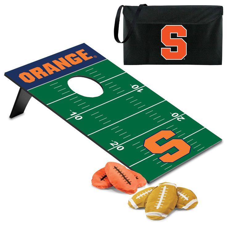 Picnic Time 769 00 901 544 0 Syracuse University Orange Bean Bag