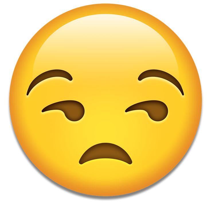 Pin de constanza en emoticones cumpleaños | Emoji, Emoji ... Annoyed Smiley Whatsapp