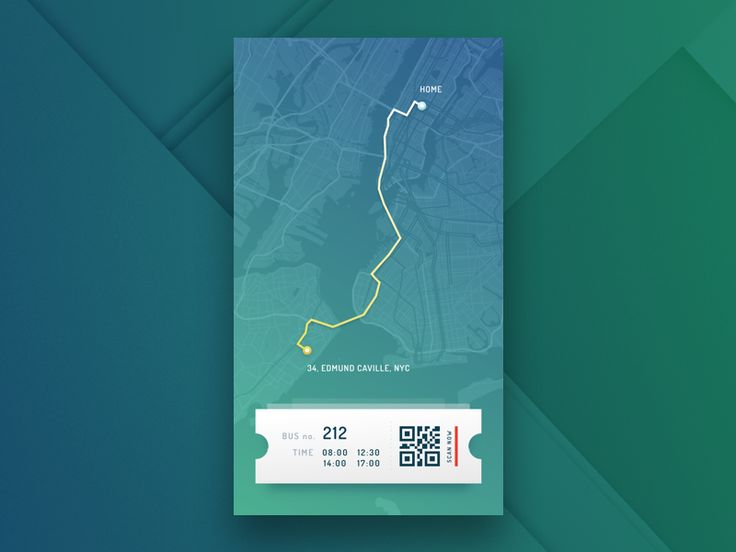 Public Transport App by Rit