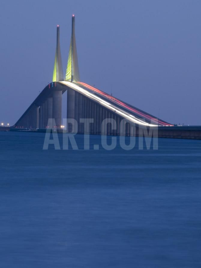Sunshine Skyway Bridge, Tampa Bay