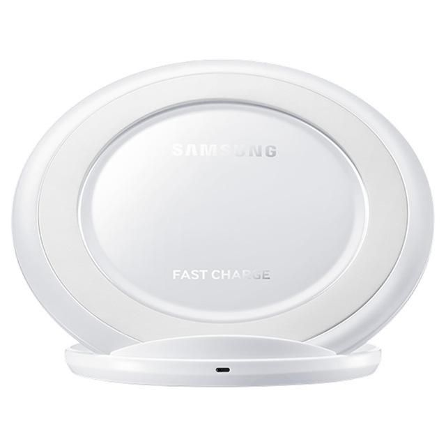 Original Samsung Fast Wireless Charger Qi Charging pad For Samsung Galaxy S7 edge S8+ Note 5 for iPhone 8 Plus X Stand EP-NG930