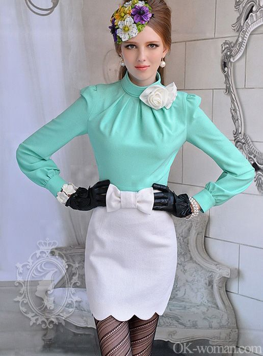 25 Great Ideas About Retro Clothing For Women On Pinterest