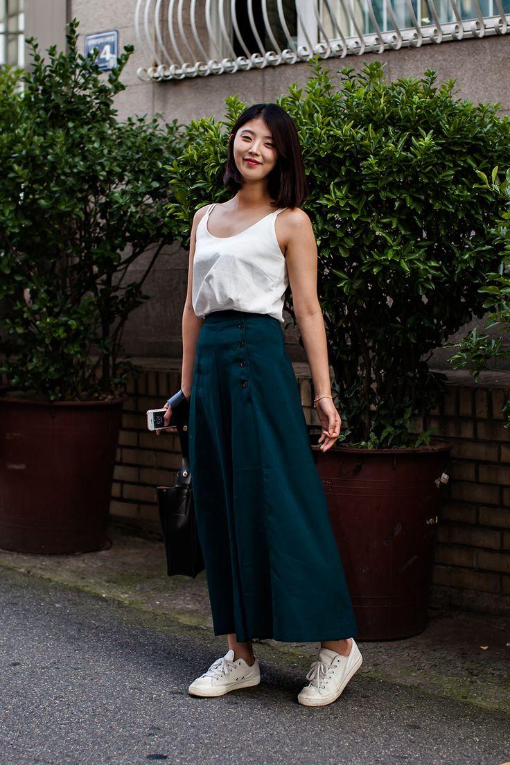 Street Style Seo Minhee, Busan  | IN ASIAN STYLE