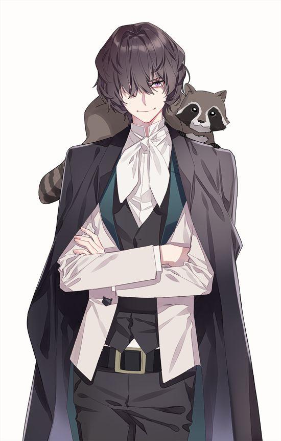 Edgar Allan Poe || Bungou Stray Dogs