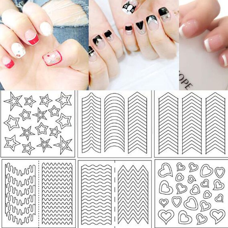 wholesale Nail model Nail stickers smile line French style set tools Draw nails variety of graphics options free shipping #>=#>=#>=#>=#> Click on the pin to check out discount price, color, size, shipping, etc. Save and like it!