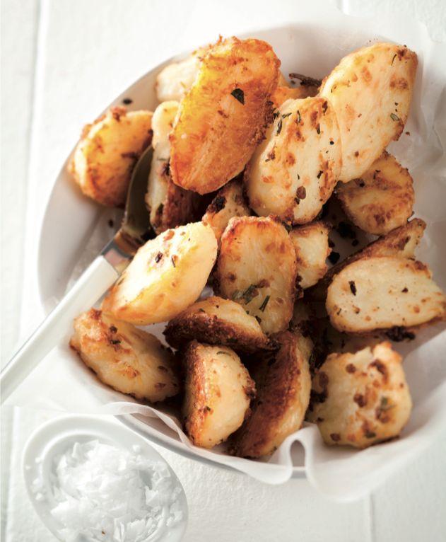Perfect roast potatoes | Woolworths TASTE