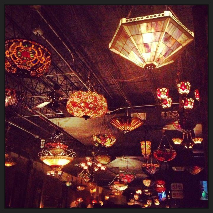 Nouveau Antique Art Bar in Houston, TX