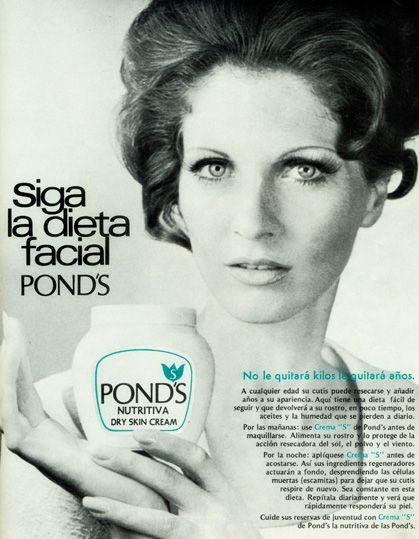 Crema Ponds, 70's