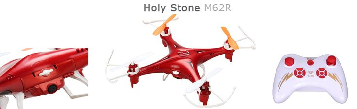 Holy Stone M62R Mini RC Review