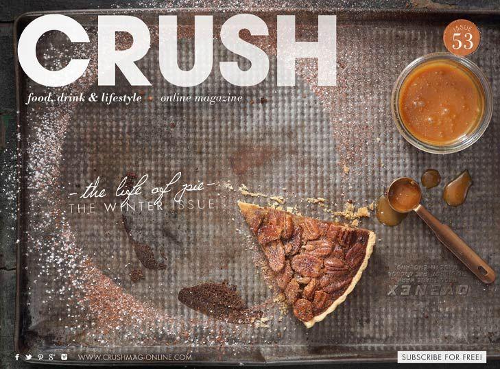 Crush Magazine Cover   Issue 53