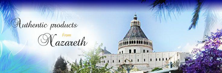 Nazareth Secret web site