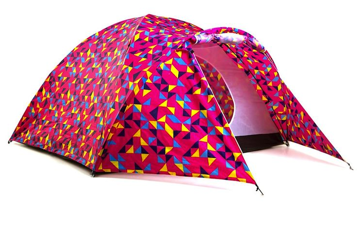 Machu Picchu - Solar Powered Tent from The Stylish Camping Company