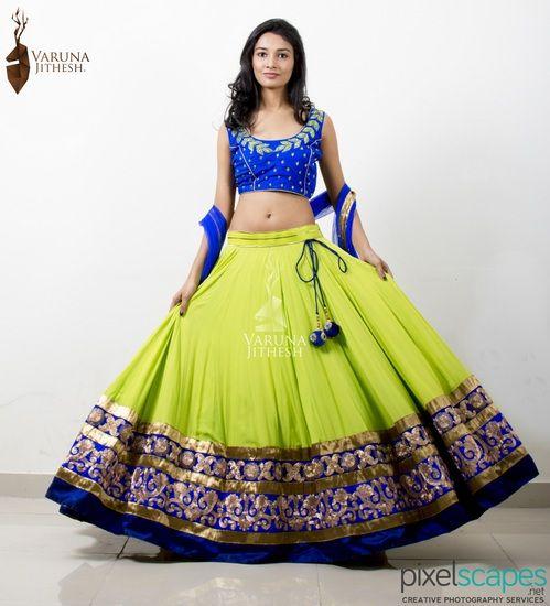 Light Green Bridal lehenga and saree | Light Green Theme and Decor | Wed Me Good