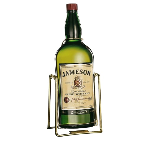 Jameson 40% 4,5L #bottle #bottleshop #whiskey #jameson
