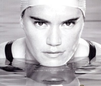 """Penelope """"Penny"""" Heyns: (born 8 November 1974), swimmer. She started her schooling at Doon Heights Primary and then later attended Amanzimtoti High. In 1996 she represented South Africa at the Atlanta Olympics. She won both the 100m and 200m breaststroke event and this made her the only woman in the history of the Olympic games to do so.    Penny went on to break many records in her swimming career but her highlight was when she set four world records in 1999."""
