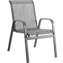 Jysk.ca - AVALON Sling Chair x6 with avalon rectagular table