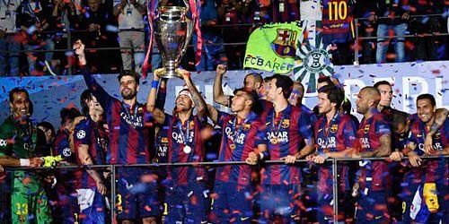Fc Barcelona se corona campeon